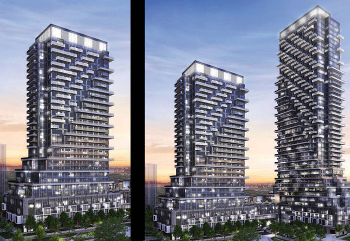 Auberge on the Park Condos 2 By Tridel and Rowntree Enterprises
