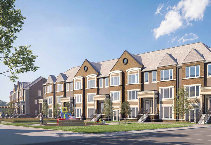 The Daniels Corporation A New Condo Townhome Developer