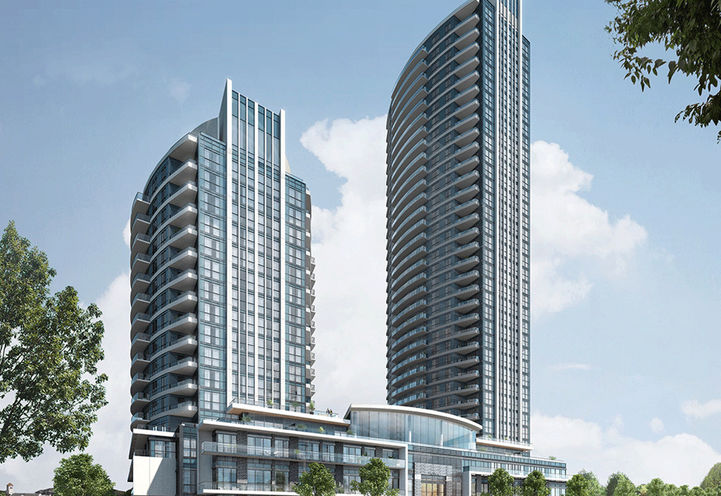 Perla Condos New Mississauga Condo at Pinnacle Uptown