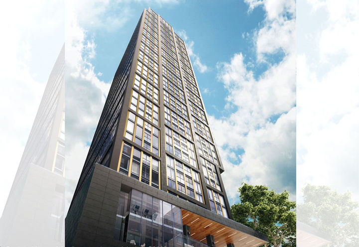 Prime Condos Early Rendering