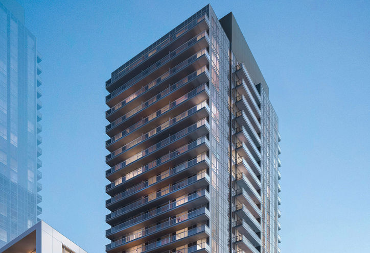 The Point Condos Emerald City on Don Mills rd & Sheppard Ave E